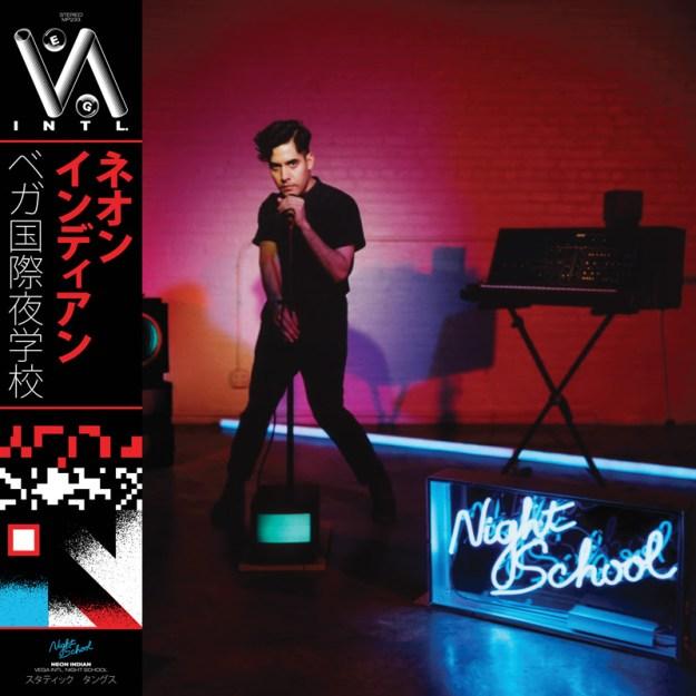 neon indian night school