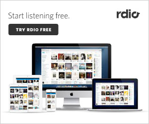 rdio free trial