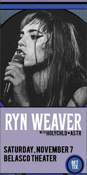 RYN WEAVER AT BELASCO