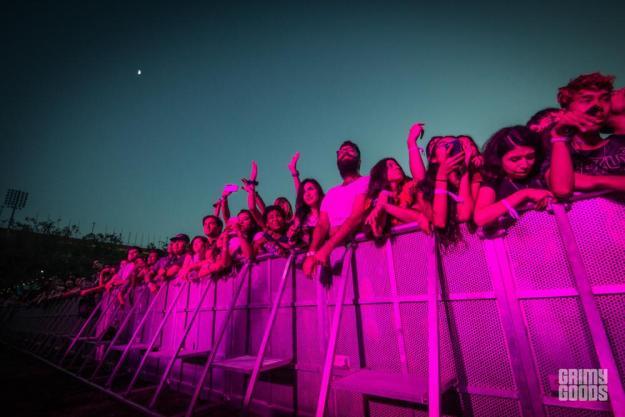 Solange at FYF Fest --Photo by Jazz Shademan