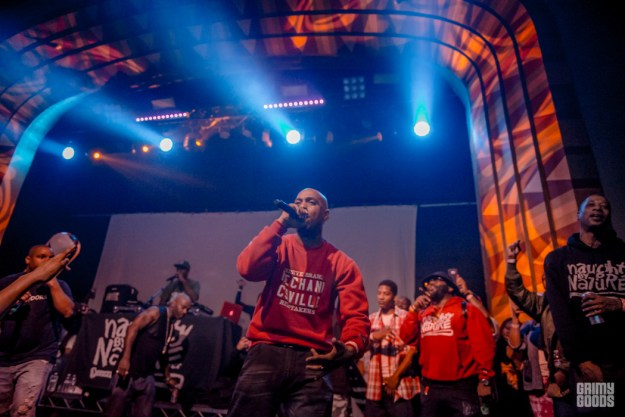 Naughty By Nature Regent LA