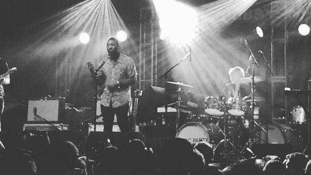 Bloc Party at StubHub Music showcase shot by Mark Ortega