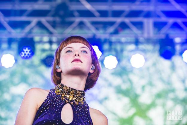 Kacy Hill at Spotify Houses shot by Maggie Boyd