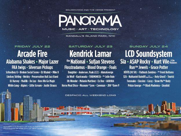 panorama festival