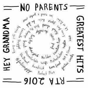 No Parents album