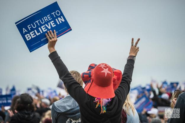 Bernie Sanders Rally in San Francisco, June 6, 2016