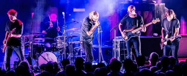 The National at the Greek