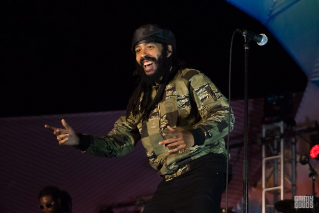 Protoje at Twilight Concerts at Santa Monica Pier