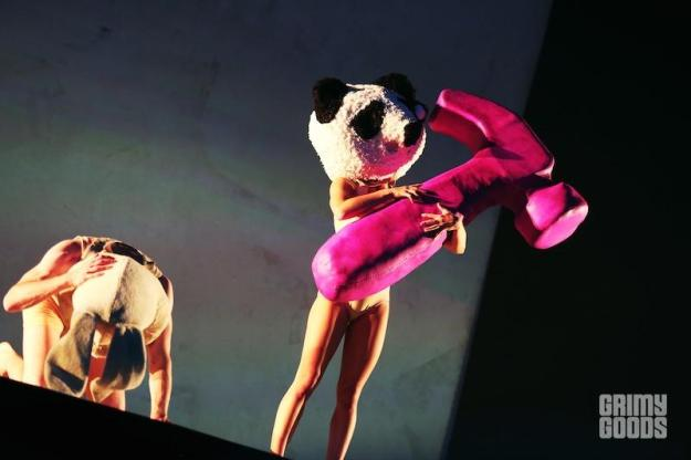 Sia at Panorama Festival