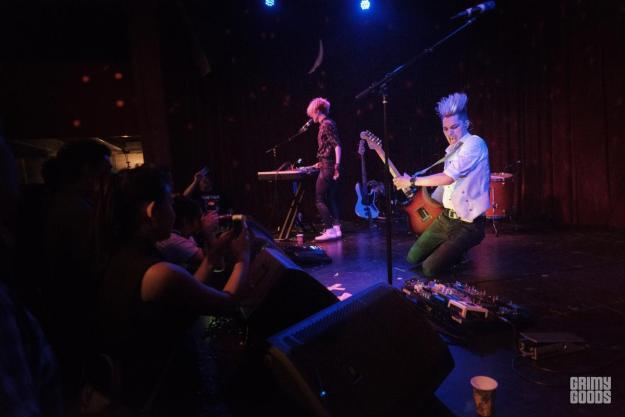Rebel and a Basketcase at Bootleg Theater