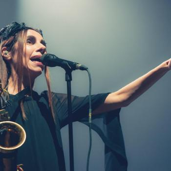 PJ Harvey at The Shrine in Los Angeles
