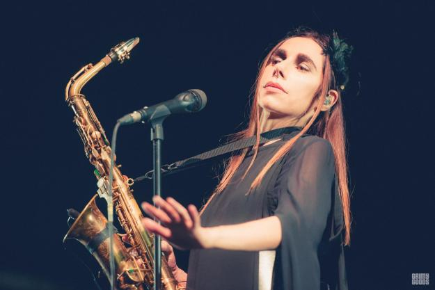 PJ Harvey at Shrine Expo