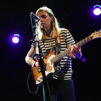 Julien Baker at the El Rey Theatre
