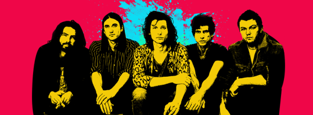 CRX nick valensi new band