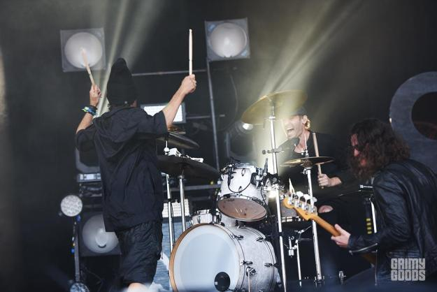 Third Eye Blind at Outside Lands Music Festival photos