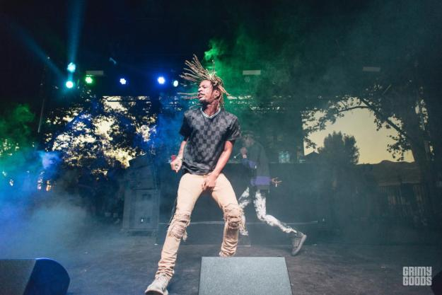 Underachievers at Day N Night Fest