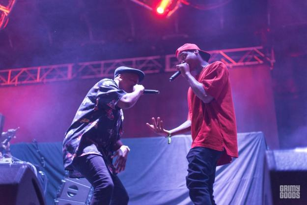YG at Day N Night Fest at The Observatory