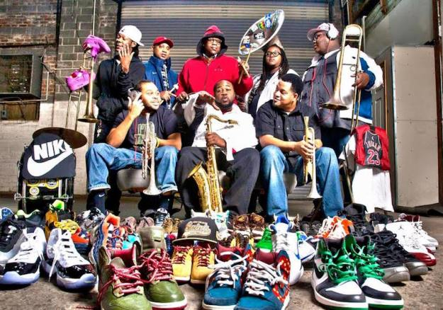 The Soul Rebels photo