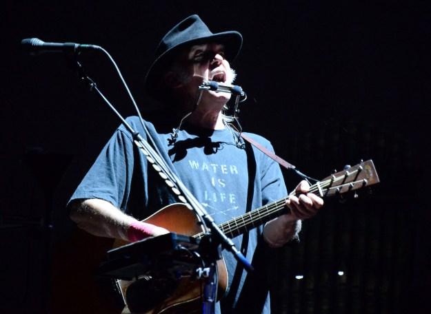 Neil Young Desert Trip