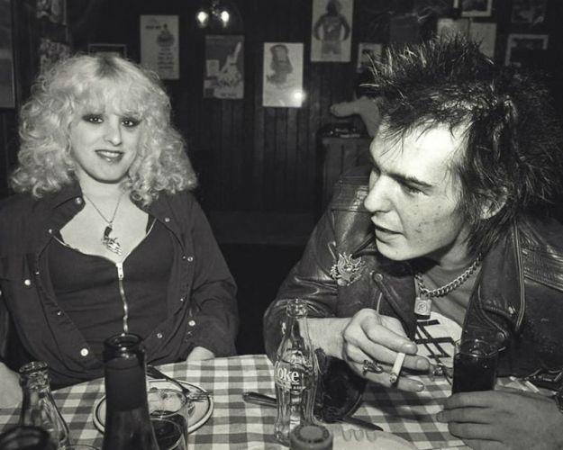 Sid and Nancy photo