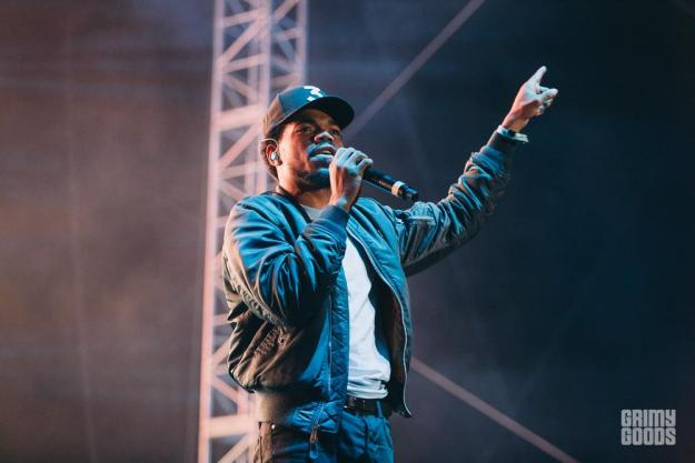Chance The Rapper Camp Flog Gnaw 2016 photos