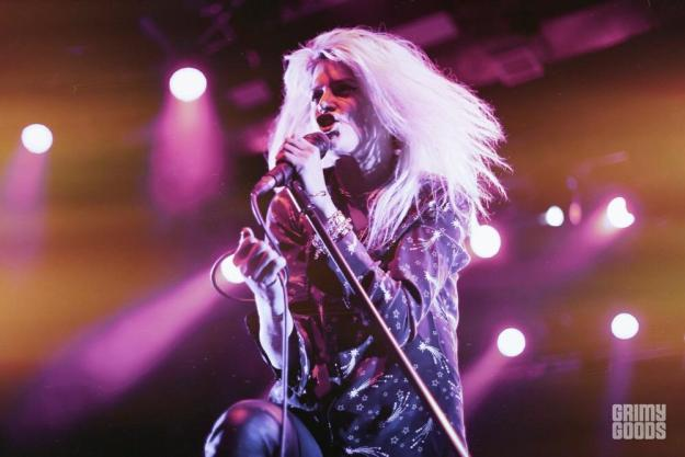 The Kills at House of Blues Anaheim - Photo: Steven Ward
