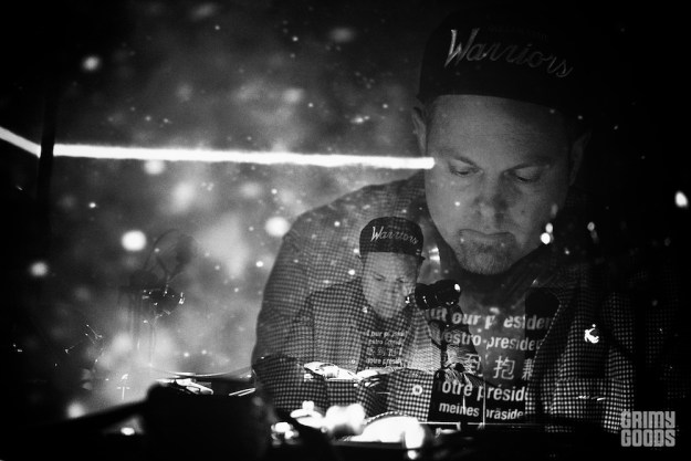 DJ Shadow at The Fonda Theatre -- Photo: ceethreedom