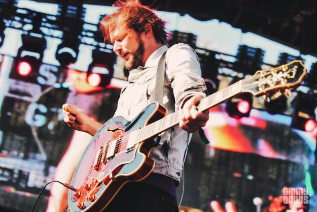 Silversun Pickups at When We Were Young Fest -- Photo: Steven Ward