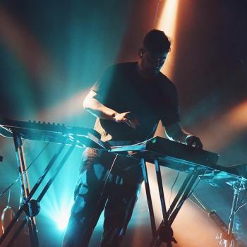 Bonobo at the Ace Theater shot by Danielle Gornbein