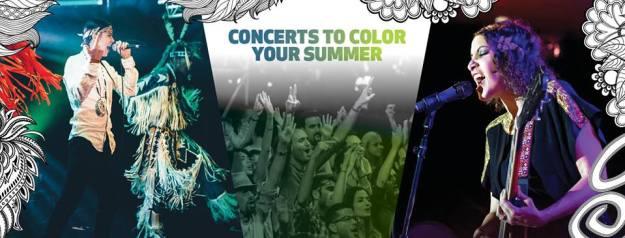 free summer concerts la grand performances