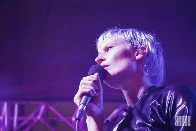 Jenny Hval at The Broad -- Photo: Jason Lindley