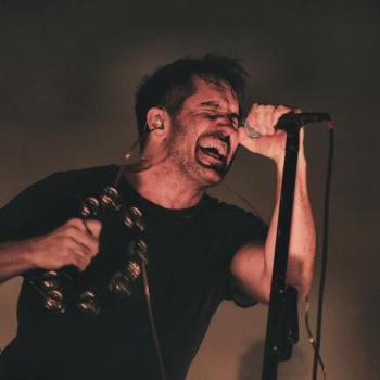 Nine Inch Nails at FYF 2017 by Steven Ward