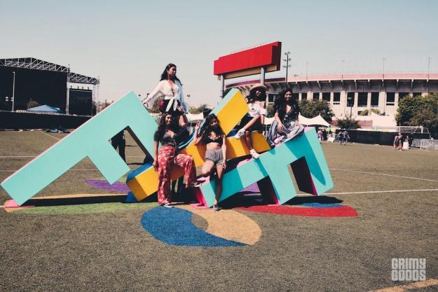 FYF Fest Fashion Style Photos Music Festival fashion