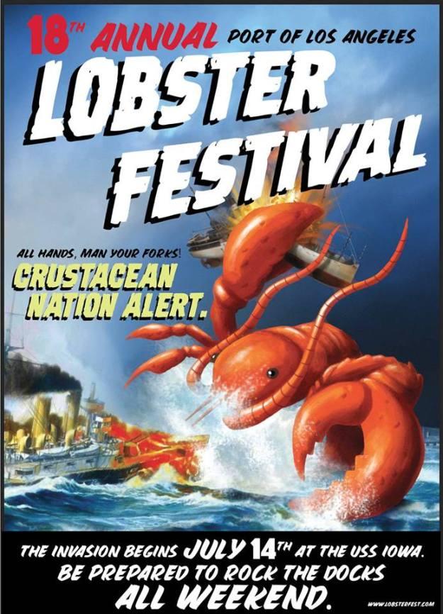 lobsterfest san pedro