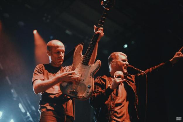 Cold War Kids at the FivePoint Amphitheater by Steven Ward