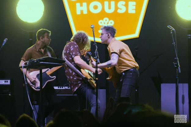 Colony House at the Wiltern -- Photo: Sammy Park