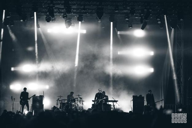 Interpol at Los Angeles State Historic Park by Andrew Gomez