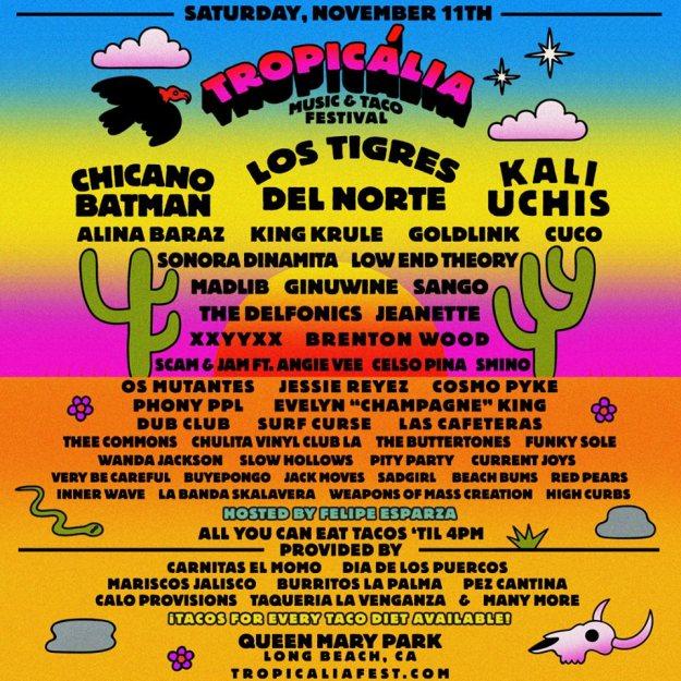 Tropicália Music & Taco Festival