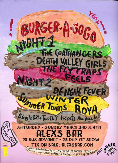 burger a gogo