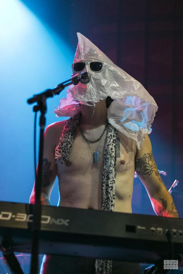 Gary Wilson at The Regent — Photo: House of Vivian