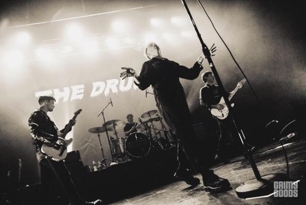 The Drums at the Fonda Theatre shot by Danielle Gornbein