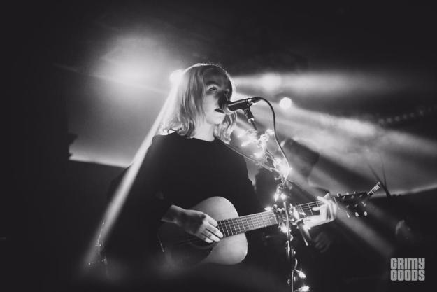 Phoebe Bridgers at the Lodge Room shot by Danielle Gornbein