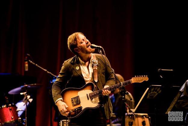 Dan Auerbach and the Easy Sound Revue at the Wiltern shot by Danielle Gornbein