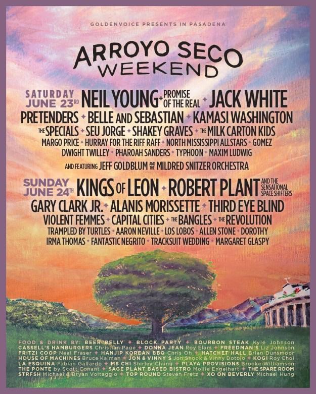 Arroyo deco weekend lineup 2018
