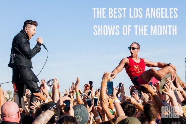 best concerts of the month