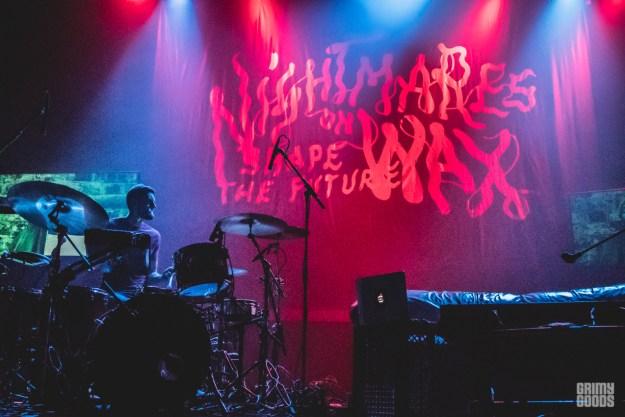 Nightmares on Wax. Photo Farah Sosa