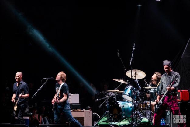 Foo Fighters Nirvana tribute with Deer Tick's John McCauly