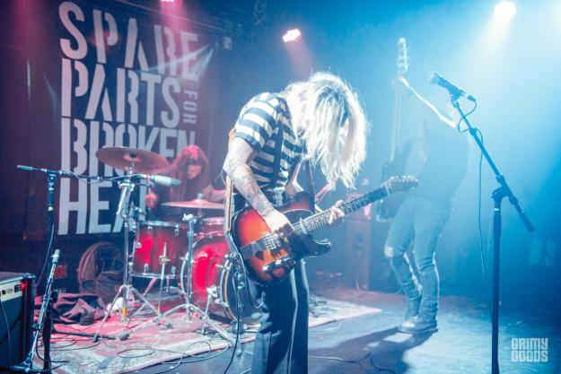 Spare Parts for Broken Hearts at The Satellite