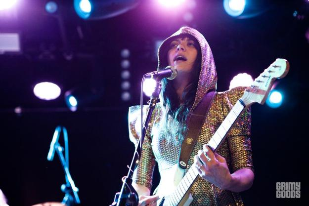 The Coathangers at Teragram Ballroom -- Photo: John Furth