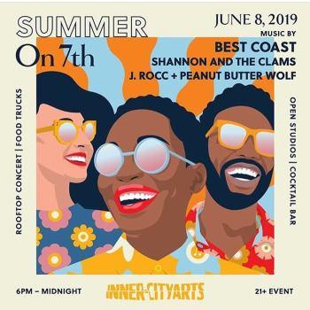 inner city arts summer on seventh